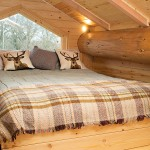 Luxury Log Cabin - Top Floor Mezzanine