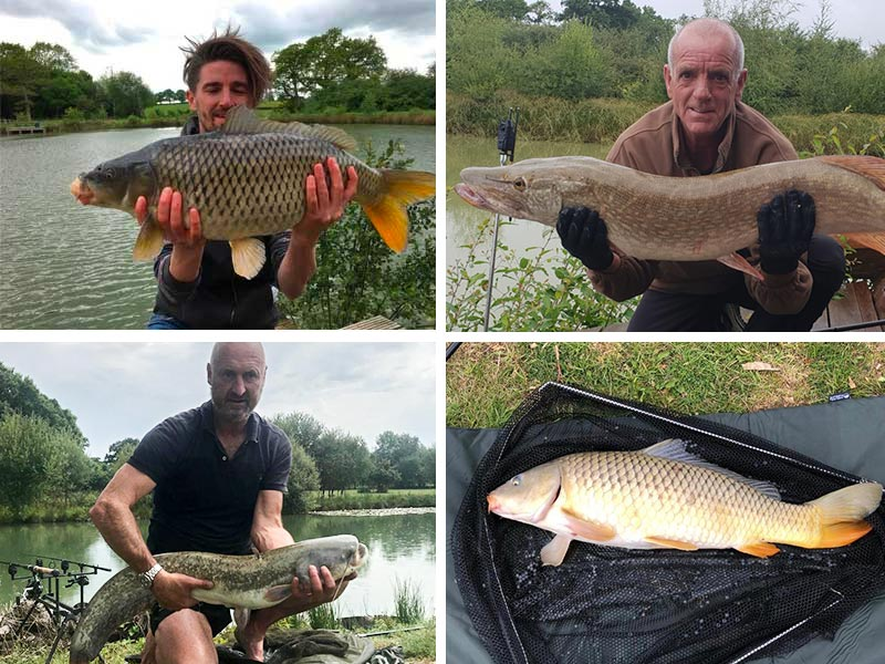 Exclusive fishing